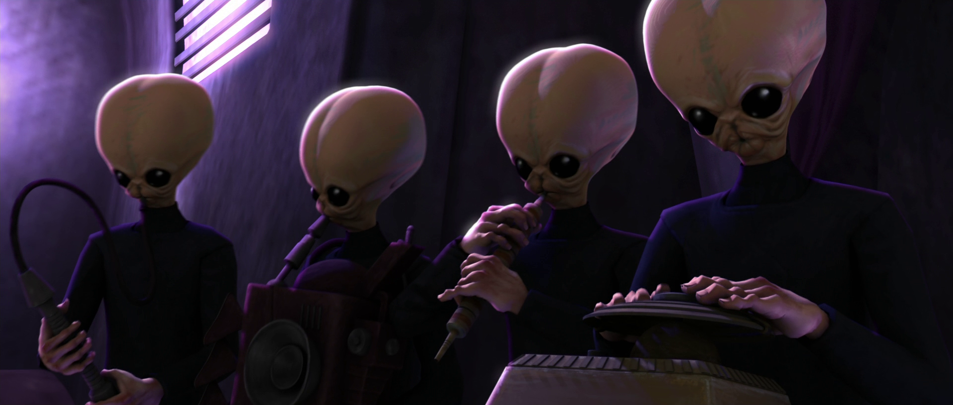 Alieno non troppo – Bogi's Radio Play
