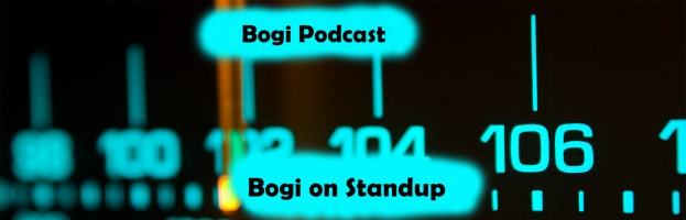 Bogi Podcast – ep.2 Bogi on Standup
