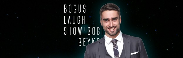 Bogus Laugh Show – LIVE – Announcement