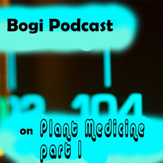 Bogi Podcast – Ep. 8 on Plant Medicine – Part 1