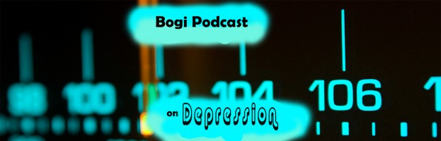 Bogi Podcast – Ep. 9 on Depression